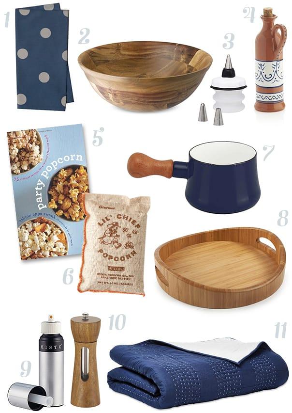 Popcorn Lovers Gift Guide // Feast + West