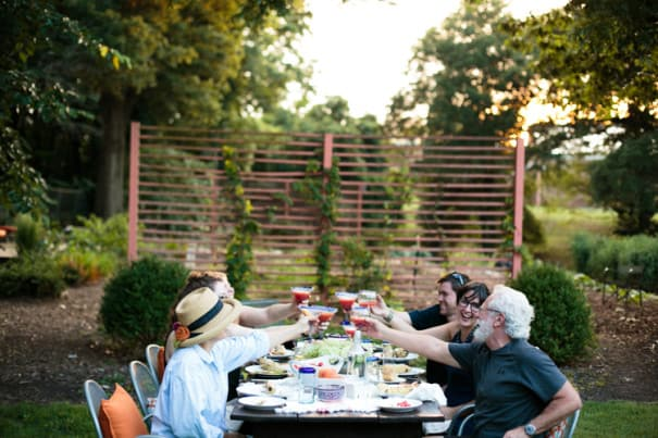 End-of-Summer Supper // Feast + West