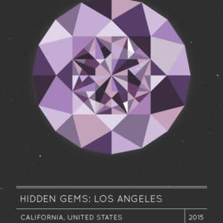 Hidden Gems: Los Angeles Travel Guide // Feast + West