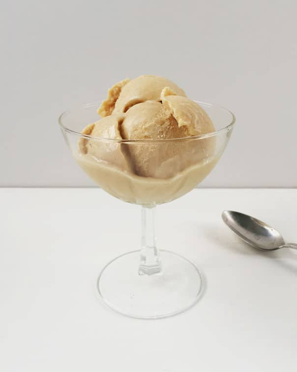 Salty Honey Peanut Butter Ice Cream — the perfect dessert version of ...