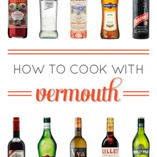 How to Cook with Vermouth