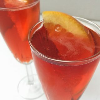 Prosecco Negroni + Giveaway