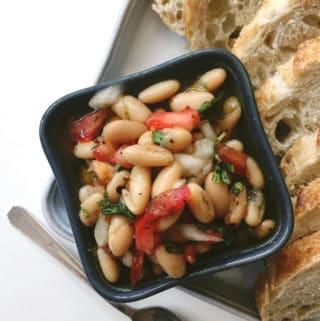 Tuscan White Bean Dip