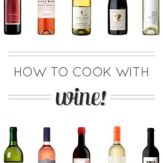 How to Cook with Wine + Elevie Giveaway