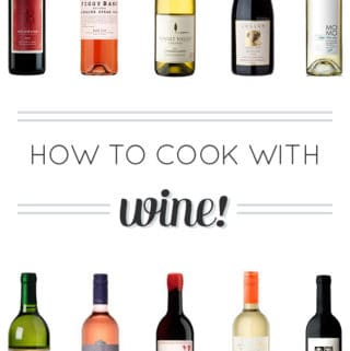 How to Cook with Wine // Feast + West