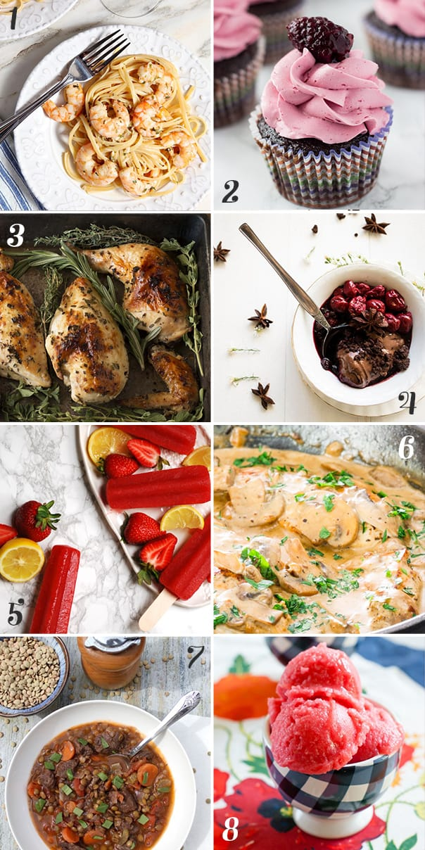 How to Cook with Wine — Recipe Round Up // Feast + West