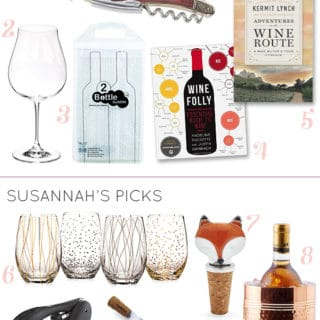 Wine Woman's Essentials