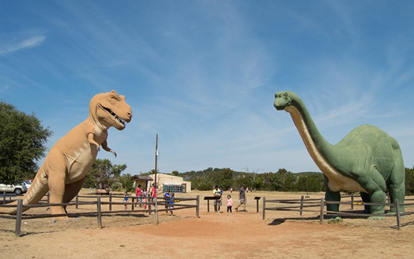 Dinosaur Valley State Park | Hidden Gems: Central Texas Travel Guide // Feast + West