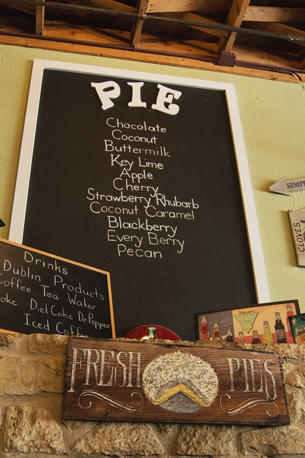 Pie Peddlers | Hidden Gems: Central Texas Travel Guide // Feast + West