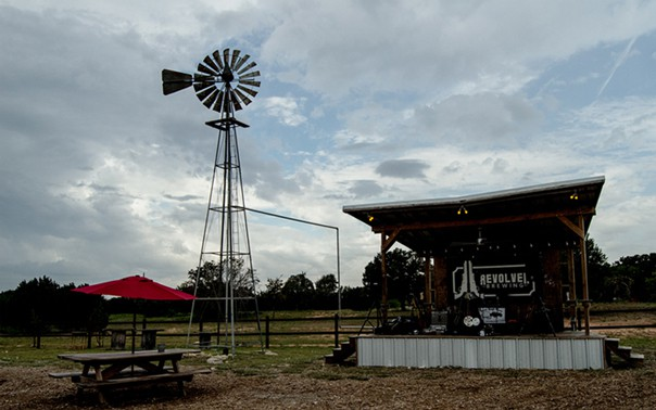 Revolver Brewing | Hidden Gems: Central Texas Travel Guide // Feast + West