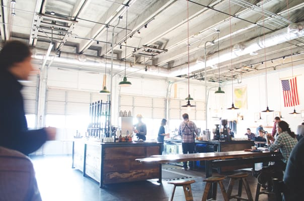 Barista Parlor | Hidden Gems: Nashville Travel Guide // feastandwest.com