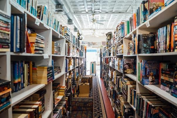BookmanBookwoman | Hidden Gems: Nashville Travel Guide // feastandwest.com
