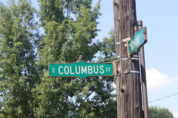 Columbus Street | Hidden Gems: Columbus, Ohio Travel Guide // Feast + West