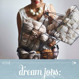 Dream Jobs: Q&A with Brandi Harper of purlBknit
