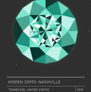 Hidden Gems: Nashville Travel Guide // Feast + West