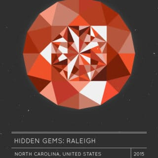 Hidden Gems: Raleigh Travel Guide // Feast + West