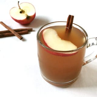 Stovetop Apple Cider