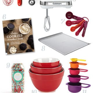 Cookie Baking Essentials