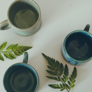 Dream Jobs: A Q&A with Erika Gibson, North Carolina potter and maker. // Feast + West