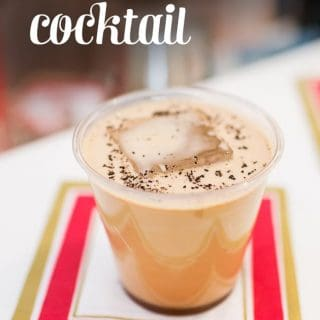 Maple Leaf Cocktail + Giveaway