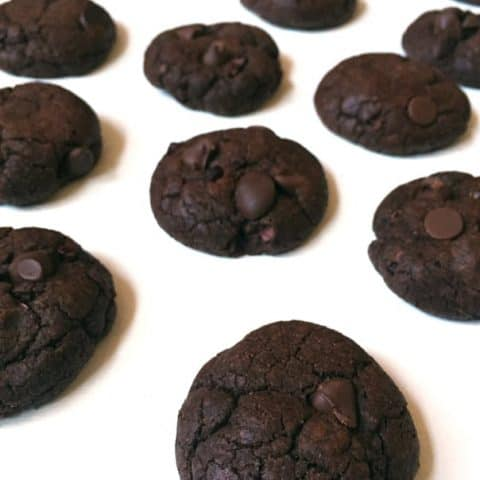 Mexican Chocolate Chocolate Chip Cookies // Feast + West