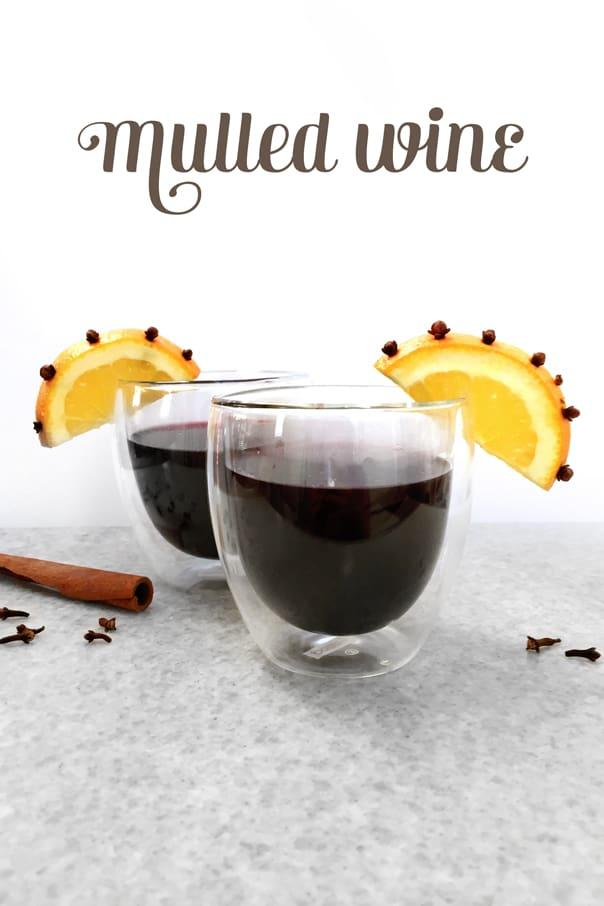 Mulled Wine Recipe // Feast + West