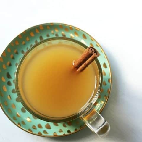 Russian Tea makes for a flavorful winter warmer. Serve this Southern punch at a party or sip it on a cold day. // Feast + West