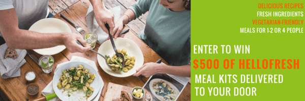 HelloFresh Giveaway (feastandwest.com)