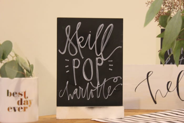 Dream Jobs: A Q&A with Haley Bohon, founder of Skillpop classes in Charlotte. // Feast + West