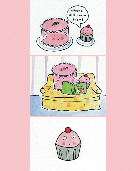 Dream Jobs: A Q&A with Jessie Moore, the artist, illustrator and baker behind CakeSpy. (via feastandwest.com)