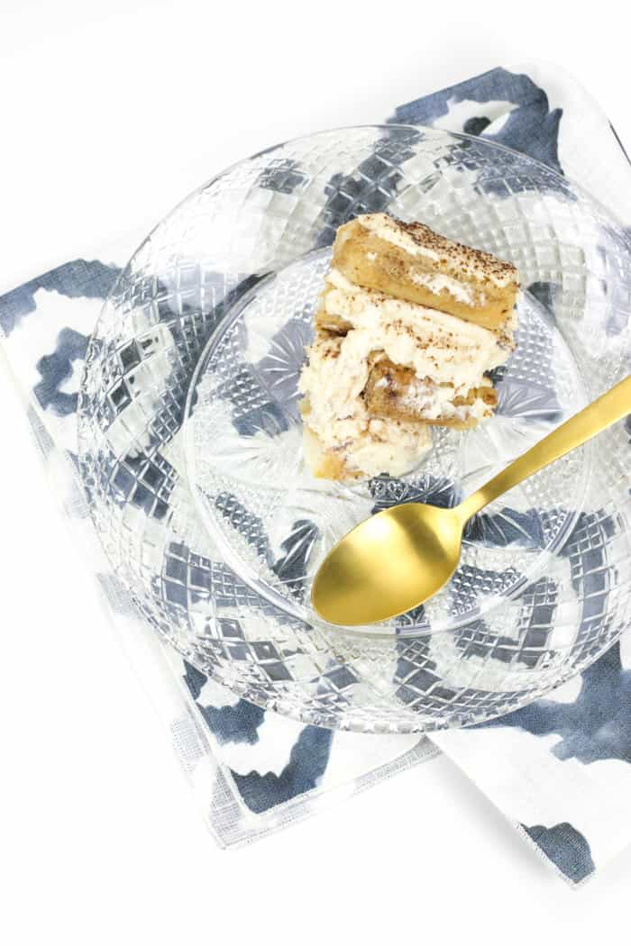 This sumptuous Tiramisu Trifle makes a statementfor any party! Layers upon layers of espresso-soaked Italian ladyfinger cookies and tiramisu cream make for a show-stopping dessert.(via feastandwest.com)