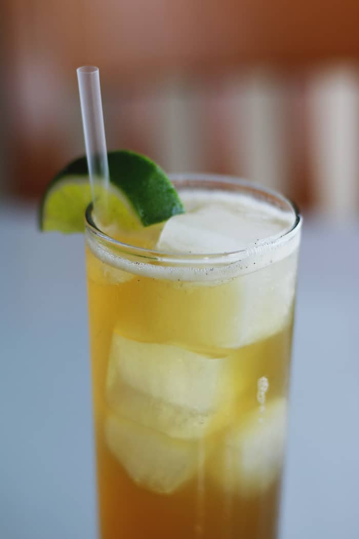 The Cuba Libre at 1587 Restaurant Outer Banks NC —Take a road trip to the Outer Banks of North Carolina!