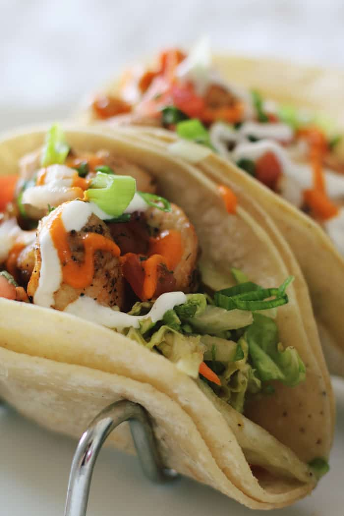 Tacos at Avenue Grille Outer Banks NC —Take a road trip to the Outer Banks of North Carolina!