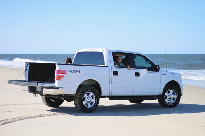 Outer Banks NC —Take a road trip to the Outer Banks of North Carolina!