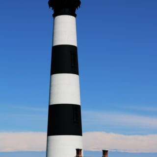 Bodie Island Lighthouse — Take a road trip to the Outer Banks of North Carolina!