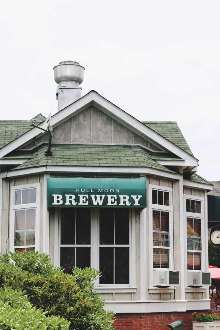 Full Moon Brewery Outer Banks NC —Take a road trip to the Outer Banks of North Carolina!