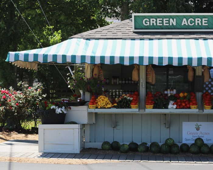 Green Acres Farm Stand — Take a road trip to the Outer Banks of North Carolina!