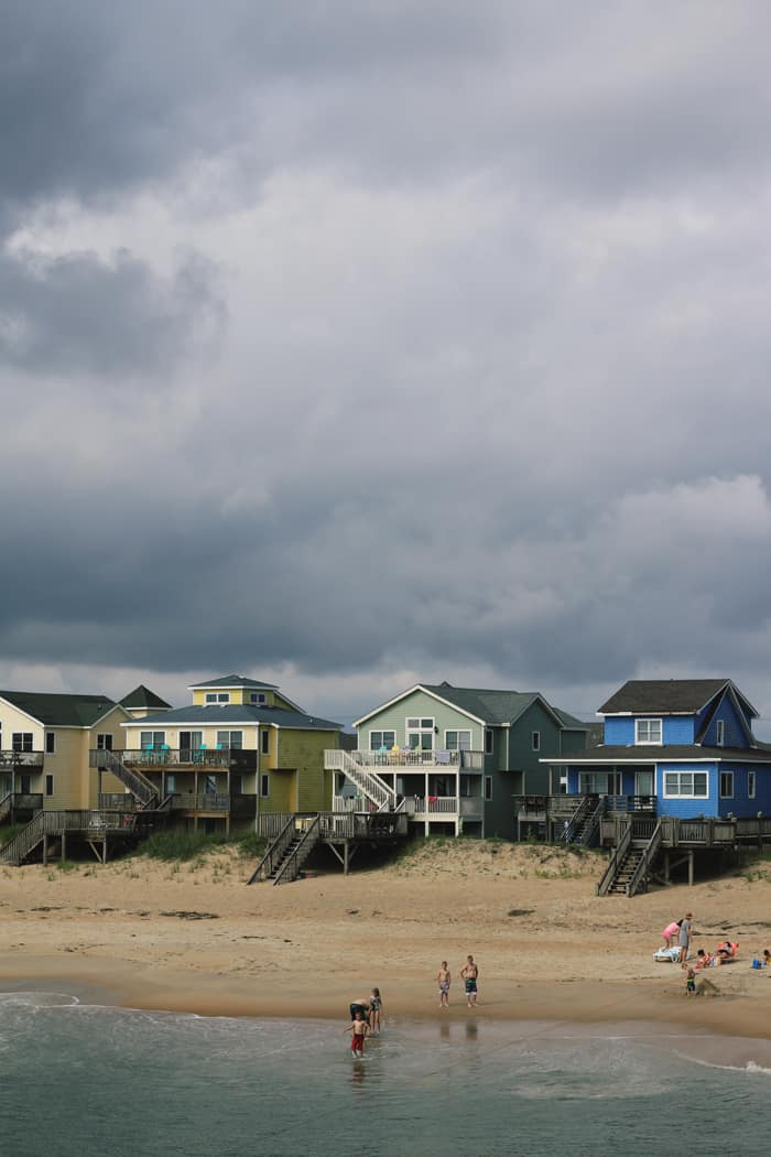 Houses in Nags Head Outer Banks NC —Take a road trip to the Outer Banks of North Carolina!