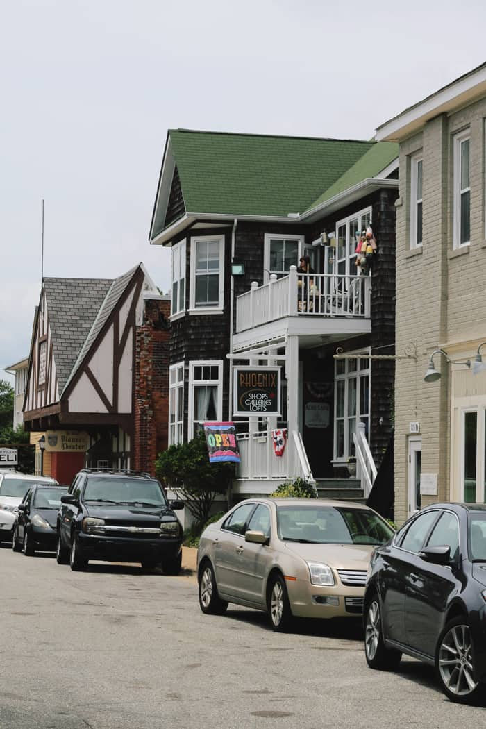 Downtown Manteo, N.C. Outer Banks NC — Take a road trip to the Outer Banks of North Carolina!