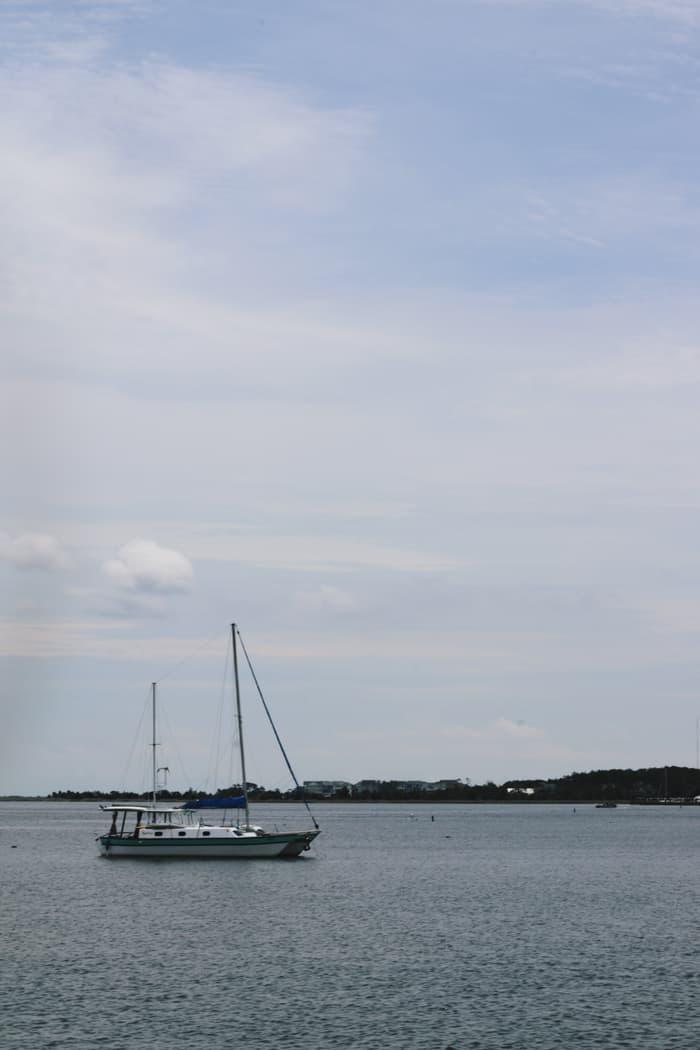 Manteo Marina Outer Banks NC —Take a road trip to the Outer Banks of North Carolina!