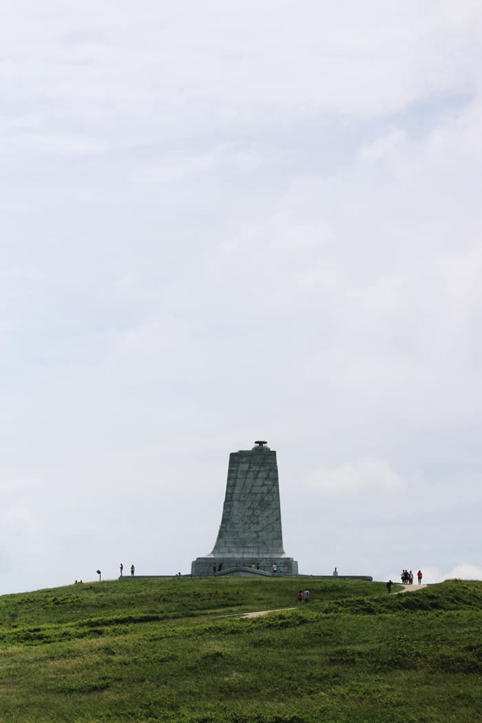 Wright Brothers Memorial Outer Banks NC —Take a road trip to the Outer Banks of North Carolina!