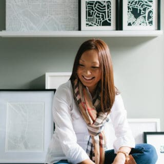 Dream Jobs: A Q&A with Karen O'Leary, the paper cutting map artist behind Studio KMO in Charlotte. (via feastandwest.com)