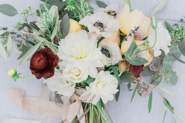 Dream Jobs: Jenna Griffin of Gold & Bloom, floral designer in Atlanta, Georgia. (via feastandwest.com)
