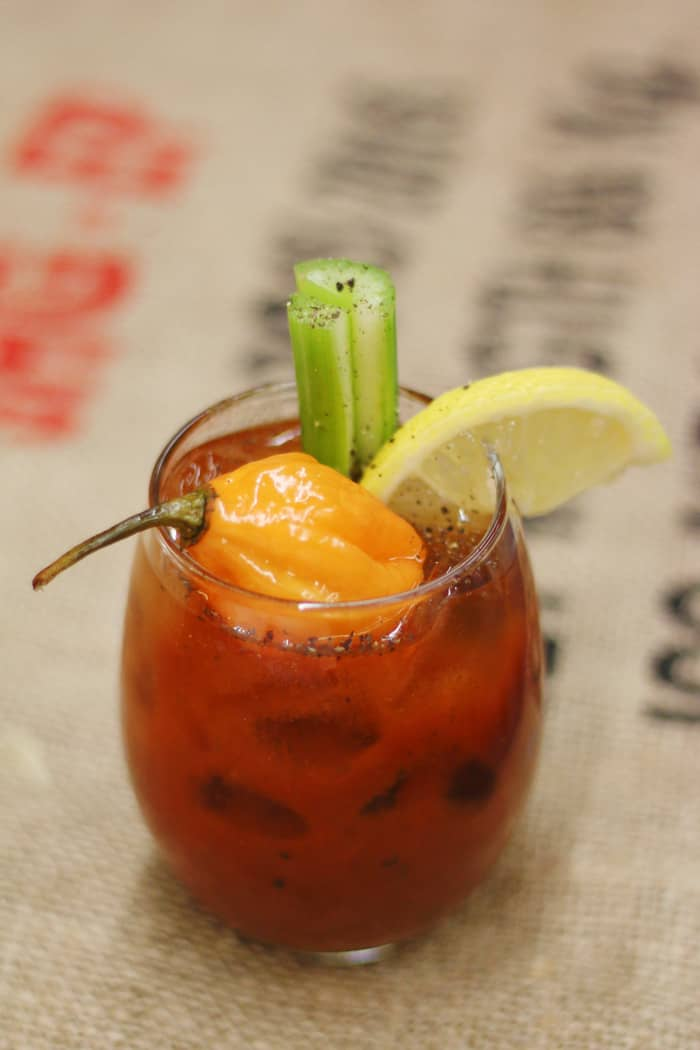 Bloody Mary with Belle Isle