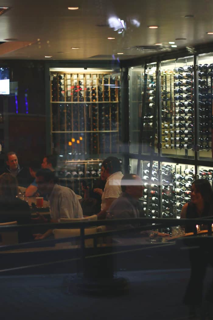 A staycation in charlotte feast west for Aria grill cuisine