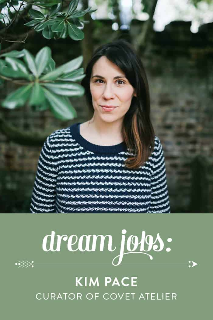 Dream Jobs: Kim Pace, shop owner and curator of Covet Atelier in Charlotte, North Carolina. (via feastandwest.com)