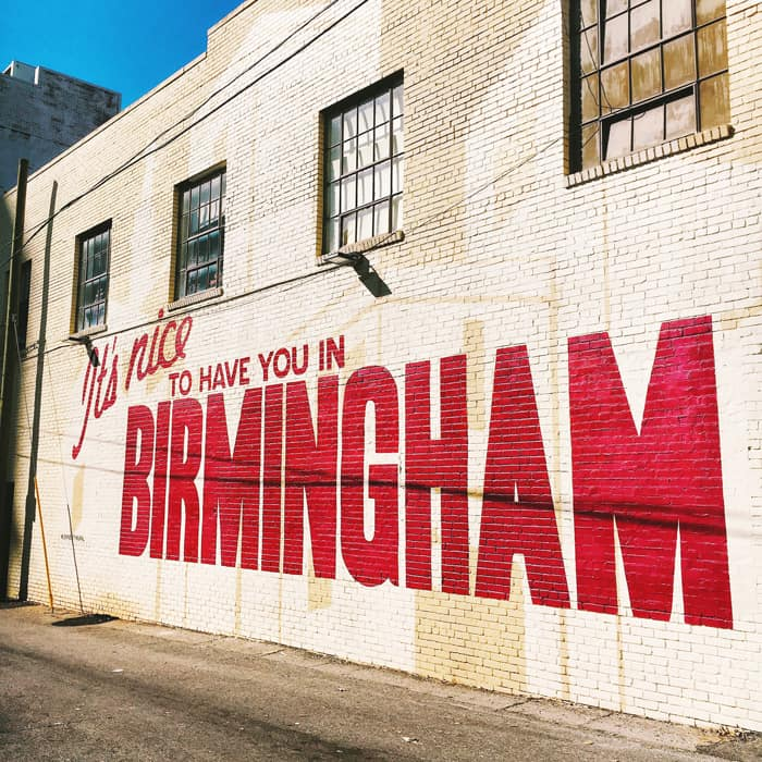 A posh getaway in Birmingham is just what the soul needs! This Southern city is filled with surprises and charm. No wonder it's called the Magic City! (via feastandwest.com)