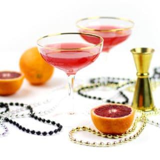 Celebrate Mardi Gras with a Blood Orange Daiquiri, a spin on the classic New Orleans cocktail. Laissez les bon temps rouler! (via feastandwest.com)