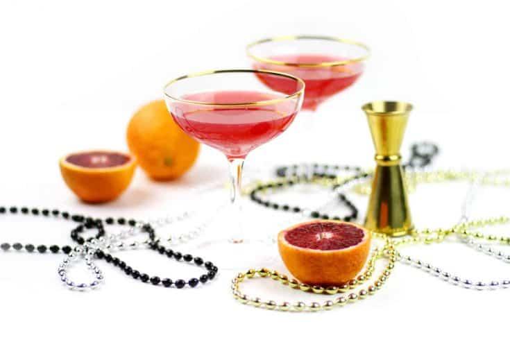 Blood Orange Daiquiri