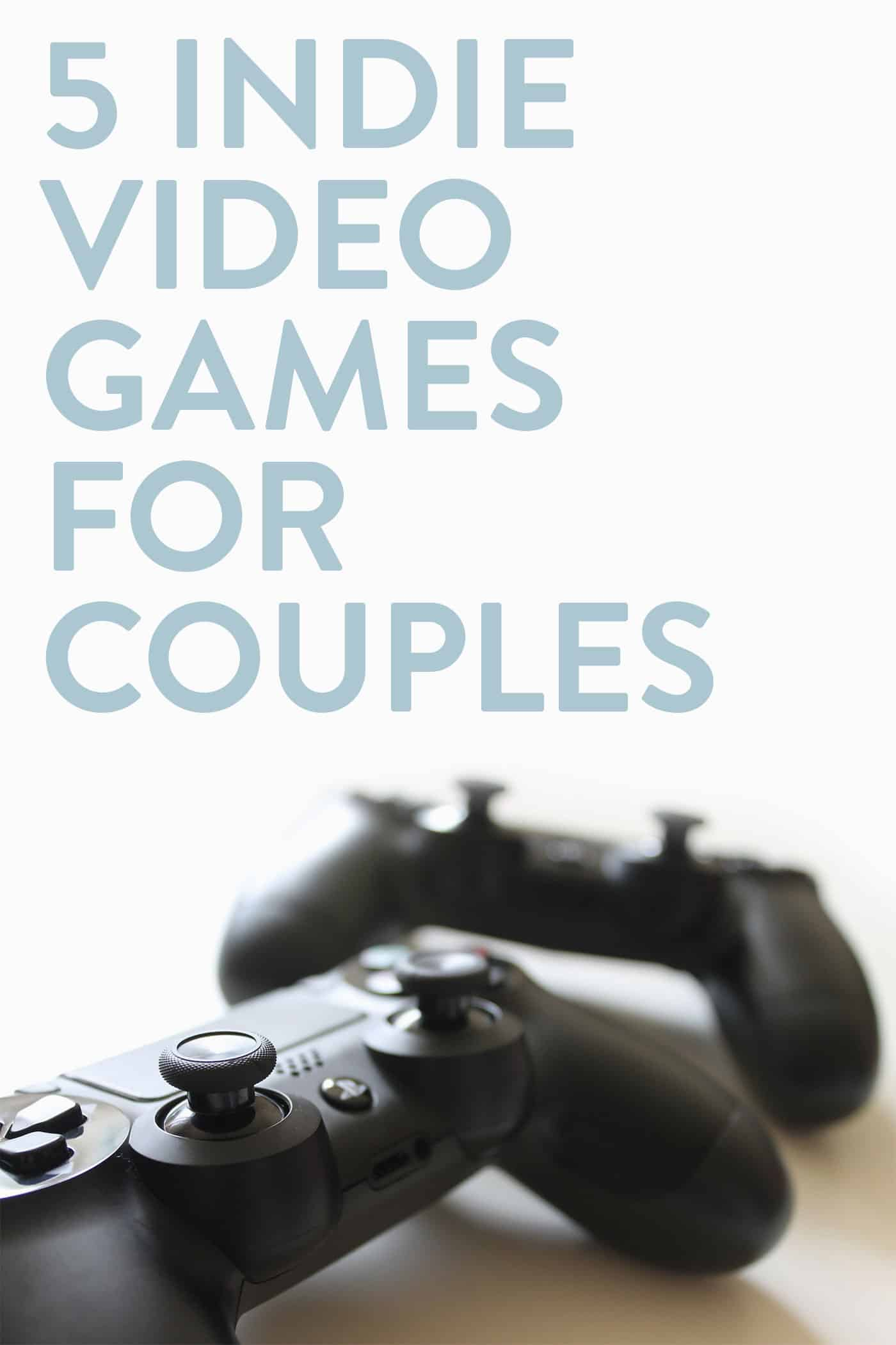 These indie video games for couples are a great way to bond with some friendly competition. Pretty graphics and compelling stories make these two-player experiences enjoyable for gamers of any ability. (via feastandwest.com)